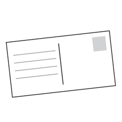 double sided postcard printing