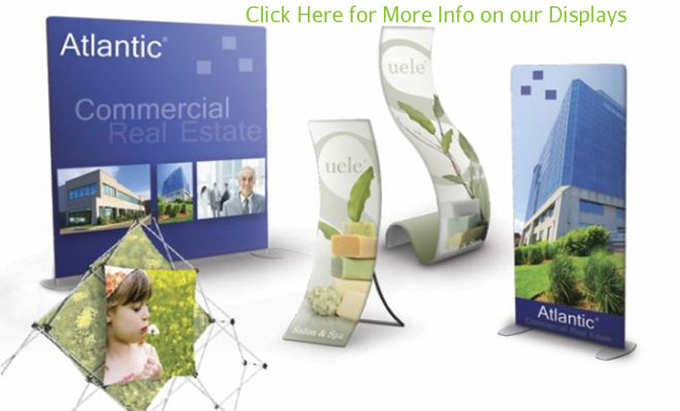 Signs and Tradeshow Displays