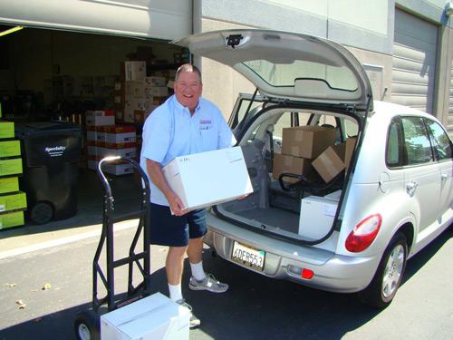 Free Delivery in Santa Clara!