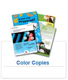 Color Copy Printing