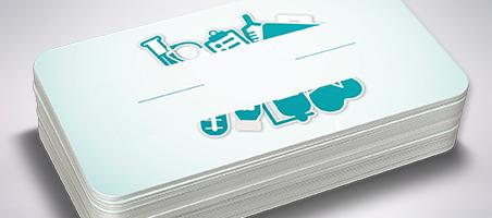 Cartão de visita para médicos - PrintBros Gráfica Online