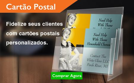 Cartão Postal - PrintBros Gráfica Online