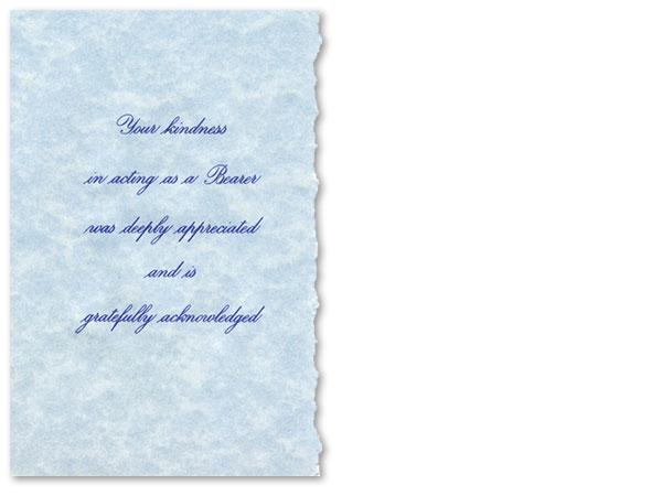 Bearer Card #636-36