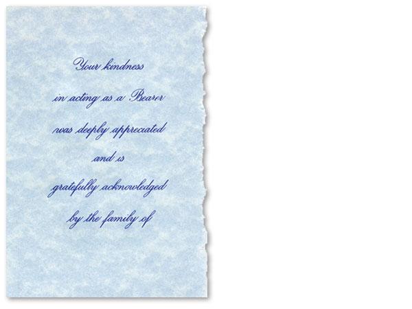 Bearer Card #636-37
