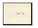 Standard Engraved Cards - Side Fold
