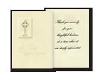 Unique Engraved Cards