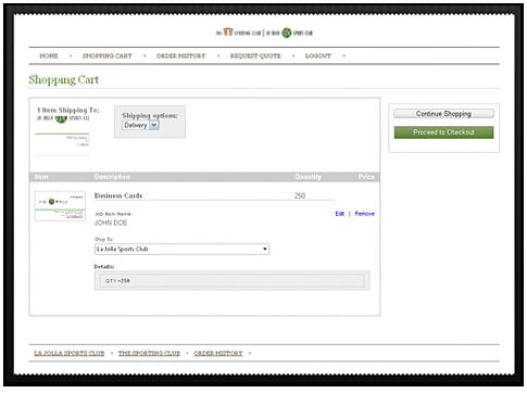 online storefront solution