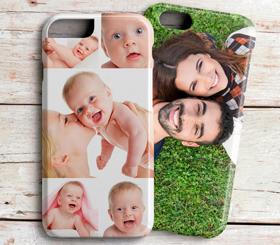 Carcasas para iPhone y Samsung personalizadas con tus fotografías