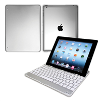 iPad Ultrathin Aluminum Keyboard Case