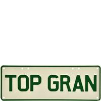 Embossed Top Gran
