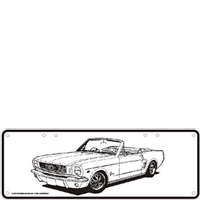 Mustang 1966 A