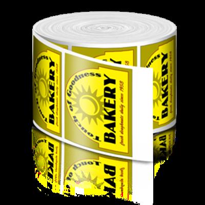 Labels - Custom Rolls