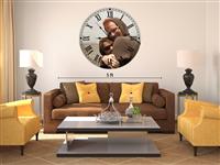 Photo clock 36