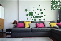 St Patricks Wall Vinyl
