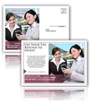 Income Tax 5 EDDM Postcard