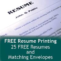 Free Resumes