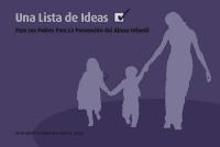Parents' Checklist - Spanish