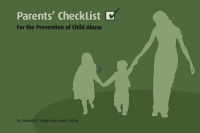 Parents' Checklist - Engish
