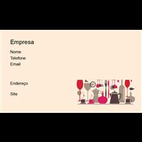 Cartão de Visita Alimentos e Restaurantes 29