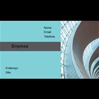 Cartão de Visita Arquiteto e Design 16
