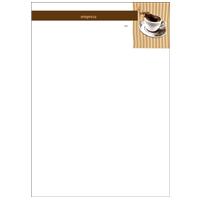 Papel Carta Alimentos e Restaurantes 23