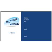 Cartão de Visita Turismo e Entretenimento 12