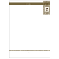 Papel Carta Alimentos e Restaurantes 17