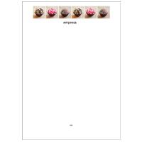 Papel Carta Alimentos e Restaurantes 21