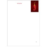 Papel Carta Alimentos e Restaurantes 13