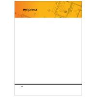 Papel Carta Arquiteto e Design 18