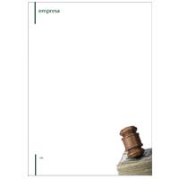 Papel Carta Advogado 26