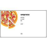 Cartão de Visita Pizzaria 11