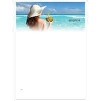 Papel Carta Turismo e Entretenimento 10