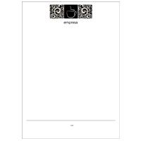Papel Carta Alimentos e Restaurantes 5