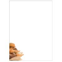 Papel Carta Alimentos e Restaurantes 10