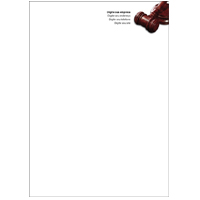 Papel Carta Advogado 11