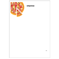 Bloco Pequeno Pizzaria 11