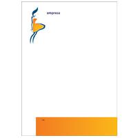Papel Carta Fashion 8