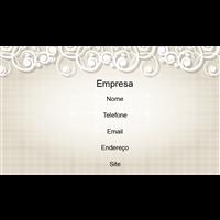 Cartão de Visita Alimentos e Restaurantes 27