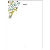 Papel Carta Beleza 5