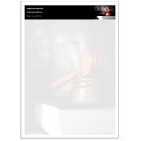 Papel Carta Advogado 10