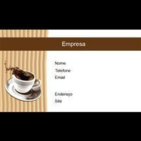 Cartão de Visita Alimentos e Restaurantes 23