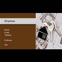 Cartão de Visita Arquiteto e Design 6