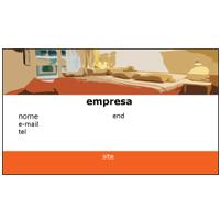 Cartão de Visita Pousadas e Hotéis 15
