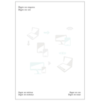 Papel Carta Computador e Software 3