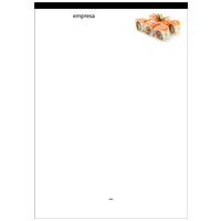 Papel Carta Alimentos e Restaurantes 8