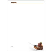 Papel Carta Alimentos e Restaurantes 4