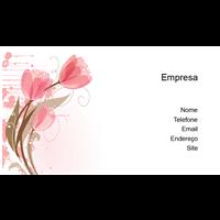 Cartão de Visita Aniversarios e Nascimentos 7