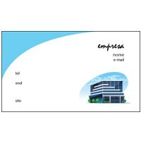 Cartão de Visita Pousadas e Hotéis 11
