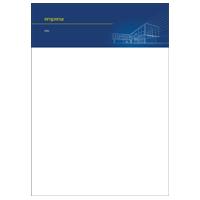 Papel Carta Arquiteto e Design 17